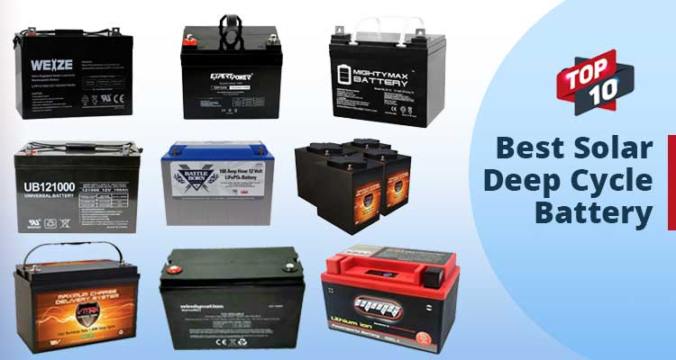 Best Solar Deep Cycle Battery
