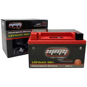 MMG YTZ10S Z10S Lithium Ion Sealed High-Performance Powersports Battery