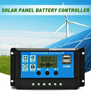 Binen 20A Solar Charge Controller Solar Panel Battery