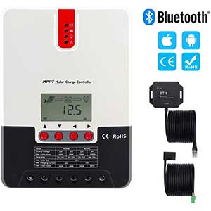 PowMr MPPT Charge Controller