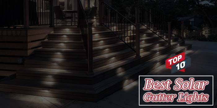 Best Solar Gutter Lights