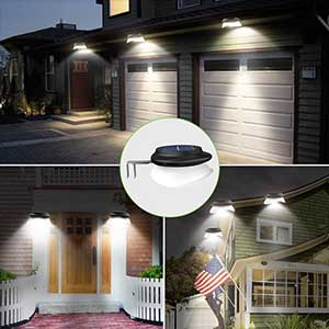 JSOT, Solar Gutter Lights