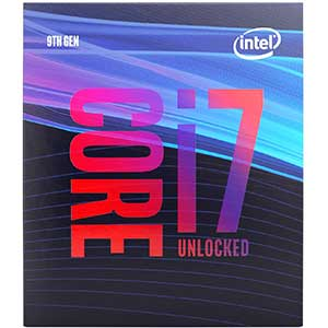 Intel Core i7-9700K 8 Cores up to 4.9 GHz LGA1151