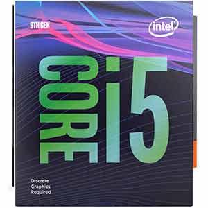 . Intel Core i5-9400F